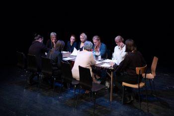 In jury at Diploma Festival