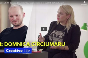 Domnica interview Creative Life