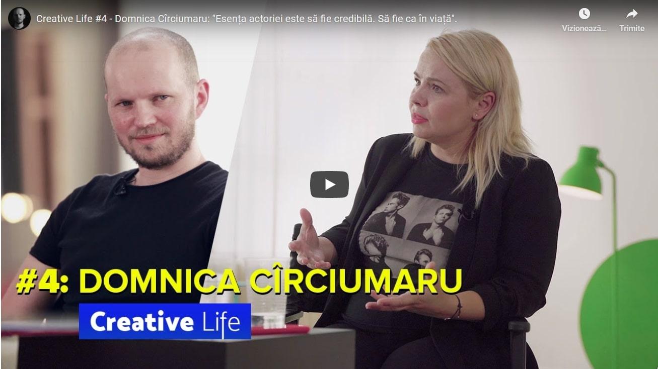 Domnica interview Creative Life